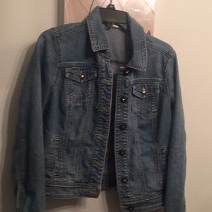 Dress barn jacket jeans
